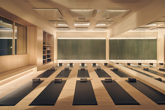 Third Space's Islington location comes with a hot yoga studio