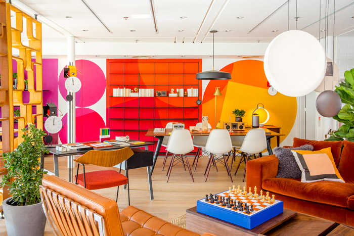 The Conran Shop floor in Marylebone