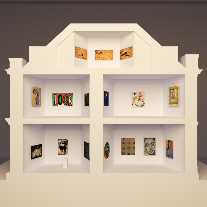 Pallant House's Model Art Gallery by Wright & Wright Architects. Image Credit: WRIGHT & WRIGHT