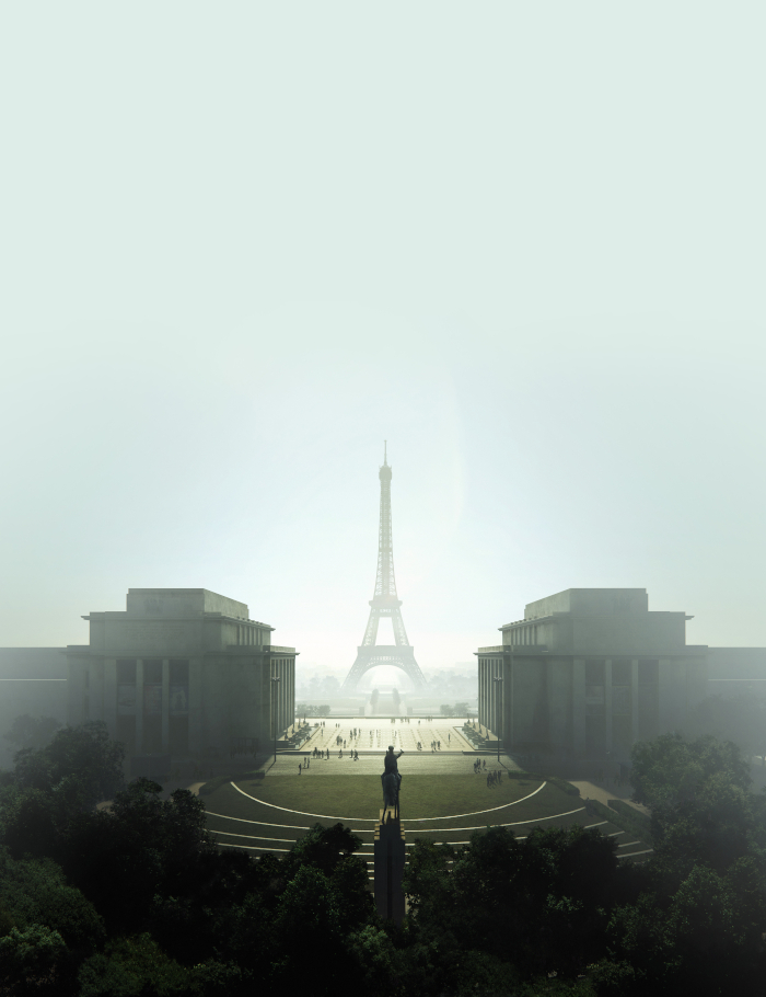 The Eiffel Tower will soon overlook a greener, more sustainable era in the capital's storied design history