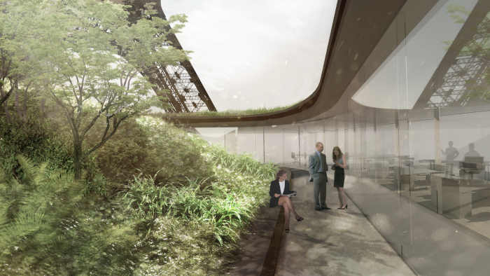 This image Paris hopes to lead other global cities in pivoting how its central urban areas are planned. Image Credit: CHARTIER-CORBASSON