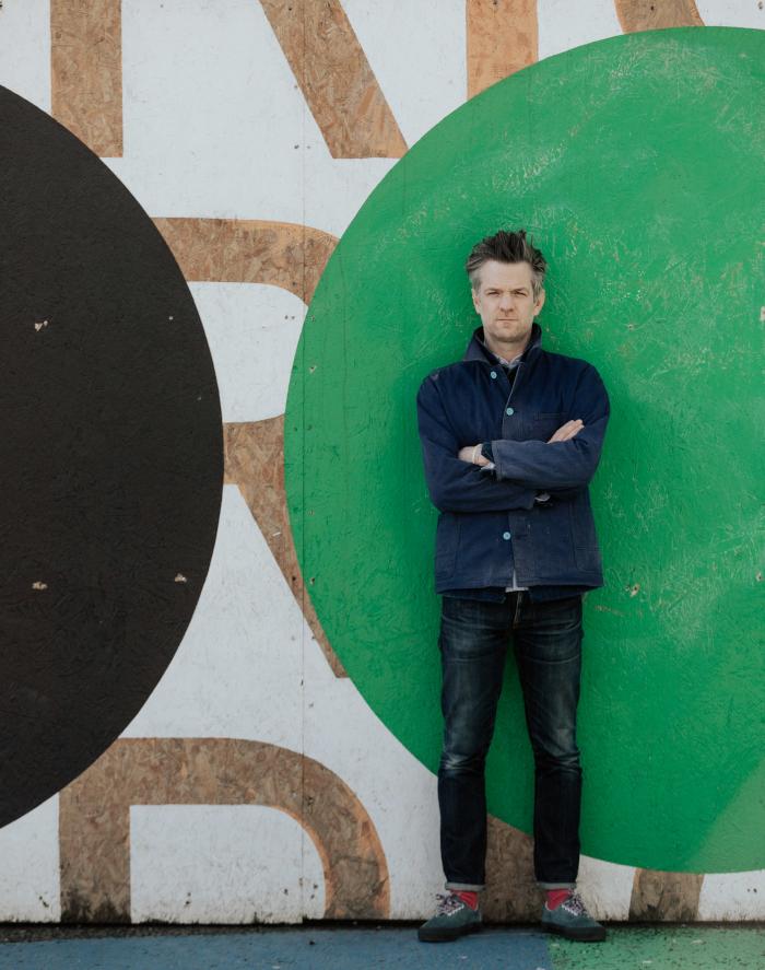 Matt Dearlove, head of design for Greenwich Peninsula's Design District