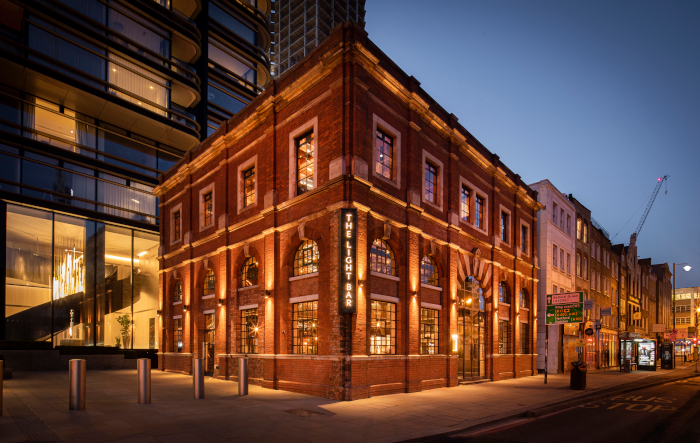 Originally built in 1893, the building was saved from formal demolition in 2012. Image Credit: JOHN CAREY