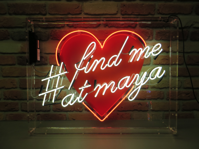 Hospitality businesses that are looking for bespoke neon light designs have dramatically increased since last year