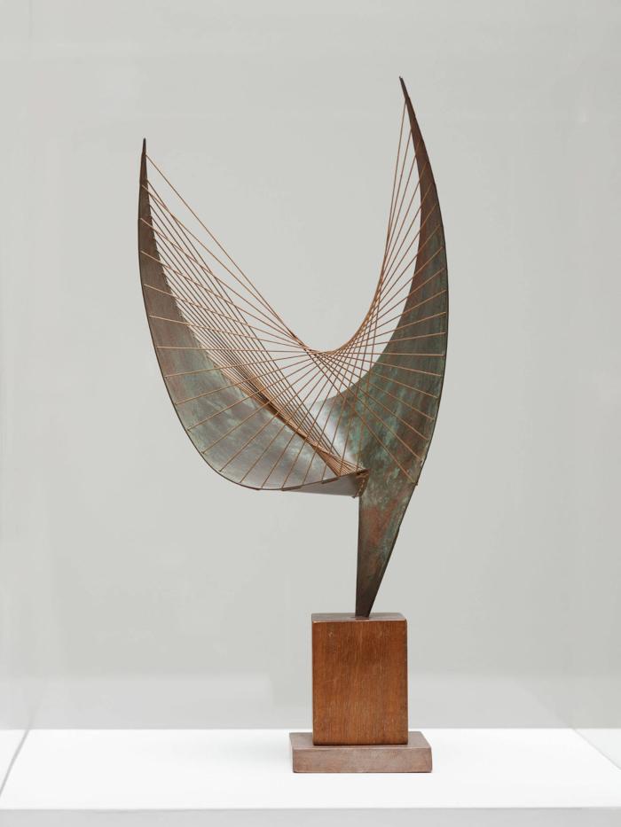 Orpheus (Maquette 1), 1956. Image Credit: BOWNESS, HEPWORTH ESTATE / LEWIS RONALD