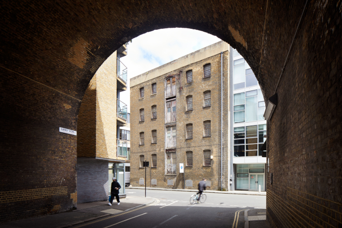 Fabrix appoints Hawkins\ Brown to renovate Victorian warehouse in Southwark