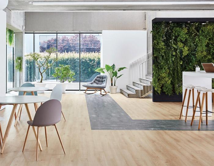 Floor Covering  Winner: iD Revolution by Tarkett