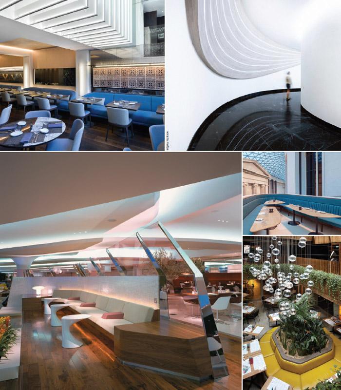 Interior Design Practice of the Year. Winner: Softroom