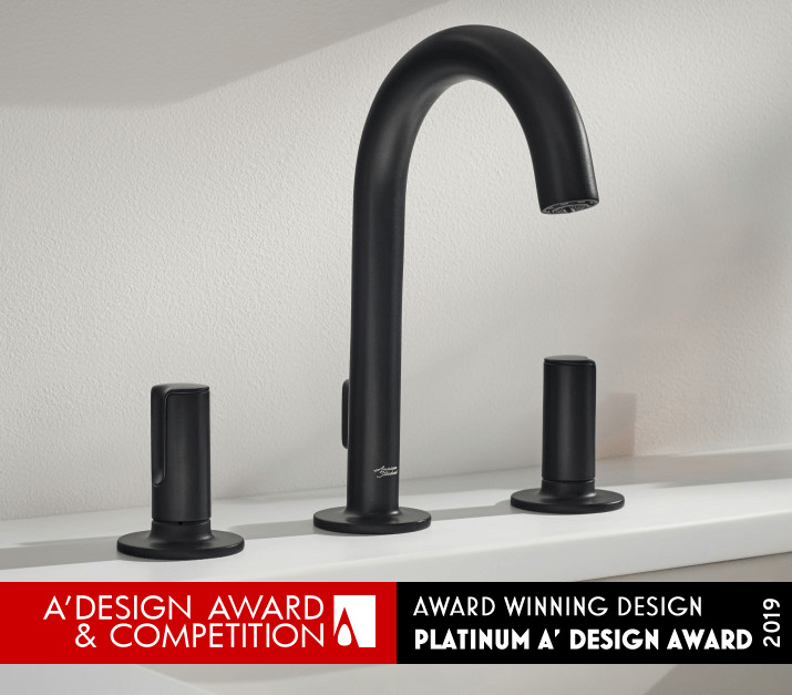 Studio S Matte Black Bathroom Faucets and Accessories by American Standard