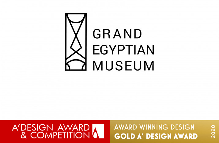 Grand Egyptian Museum Corporate Identity by Rana Gaber