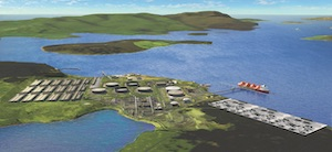 Offshore Wind Power Limited is studying the production of green hydrogen from offshore wind