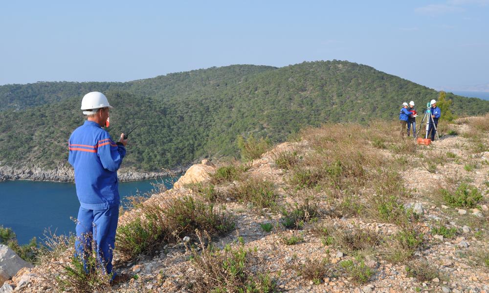 Akkuyu nuclear site Turkey