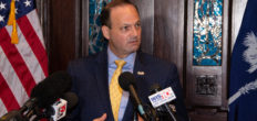 AG Alan Wilson announced historic $600M settlement (Photo: South Carolina Attorney General's Office)