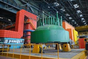Photo: Reactor cover for Akkuyu 1 (Credit: AEM)