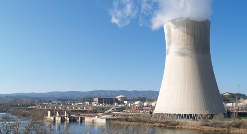Asco nulcear plant (Credit: IAEA)