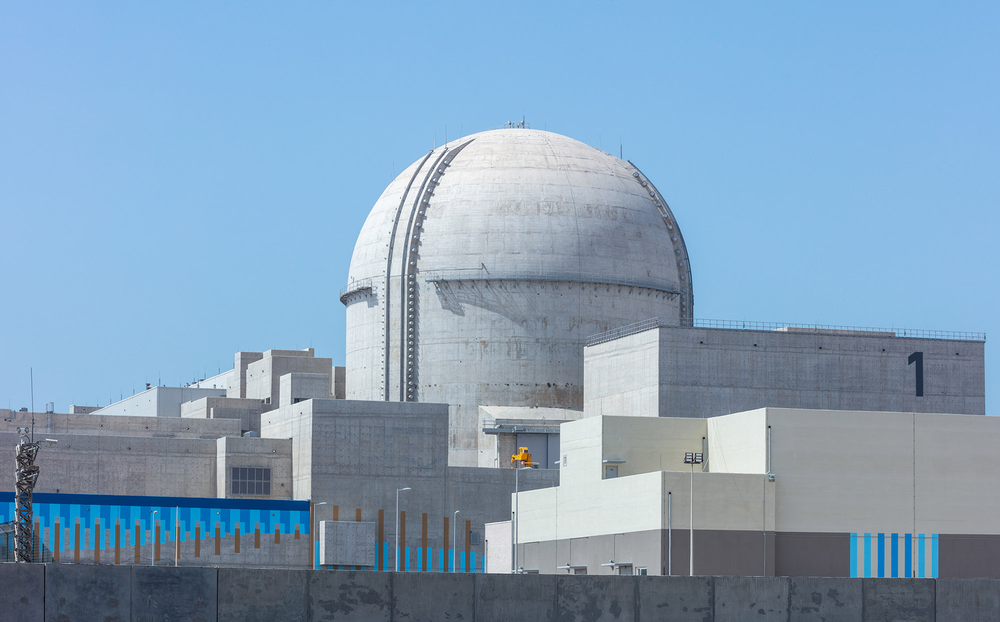 Barakah 1 nuclear power plant, UAE (credit: ENEC)