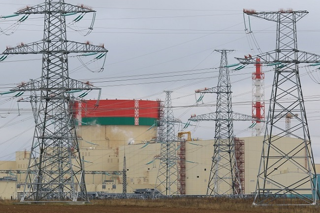 Belarus 1 reached full power for the first time on 12 January 2021 (Credit: Rosatom)