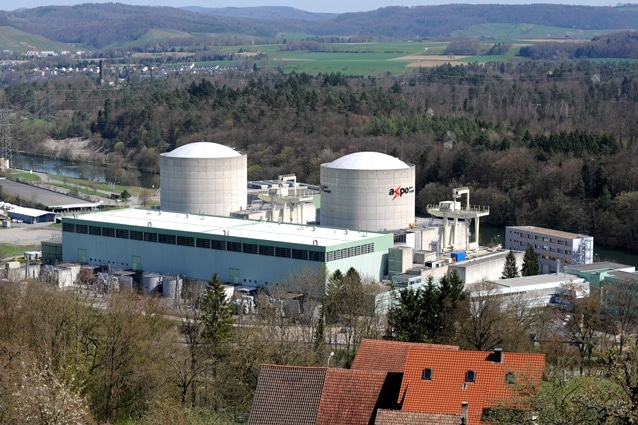 Beznau nuclear