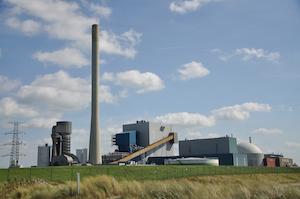 Borssele nuclear power plant