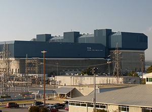 Browns Ferry nuclear plant (credit: TVA)