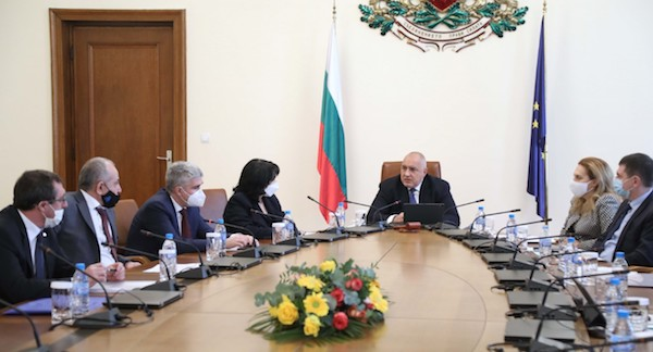Bulgaria's council of ministers met in January to discuss the future of nuclear power (credit: Council of Ministers)
