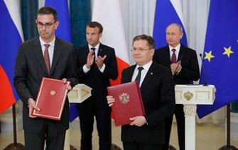 CEA and Rosatom agree to cooperate on fast reactors