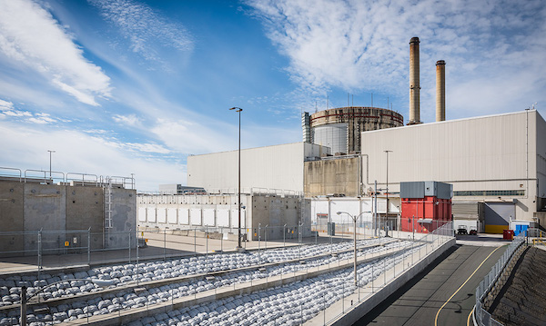 Crystal River nuclear plant will be decommissioned by 2020 (Photo: Duke Energy)