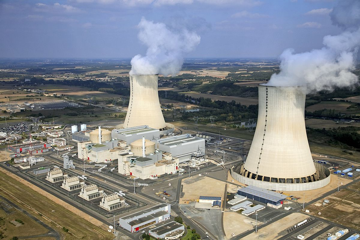 GDES is providing maintenance to the Civaux nuclear power plant