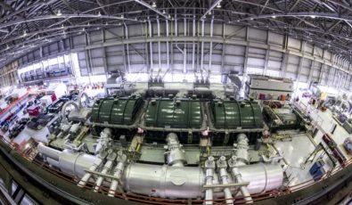 Darlington 3 turbine hall