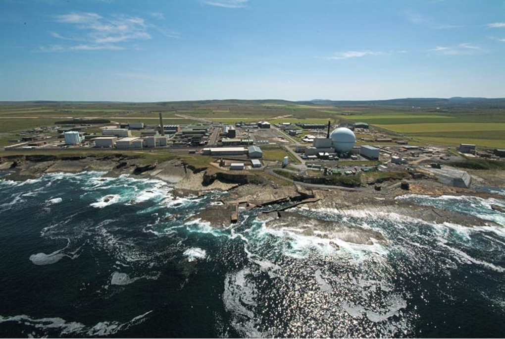 The Dounreay Site