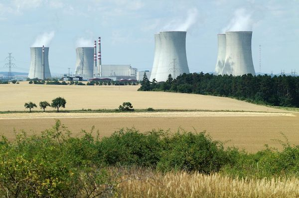 CEZ applied for permission to build at least one new reactor at Dukovany (Credit CEZ)