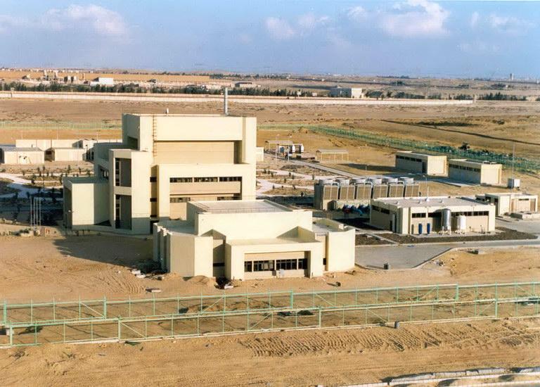 Egypt's ETRR-2 research reactor