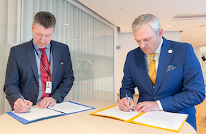 Fermi Energia and Vattenfall sign agreement to increase cooperation on SMRs (credit: Vattenfall)