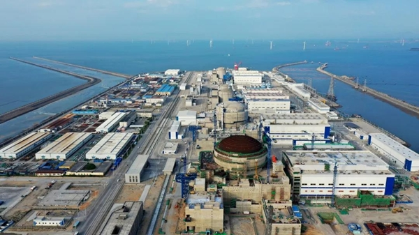 Fuqing 5 entered commercial operation in January 2021 (Photo: CNNC)