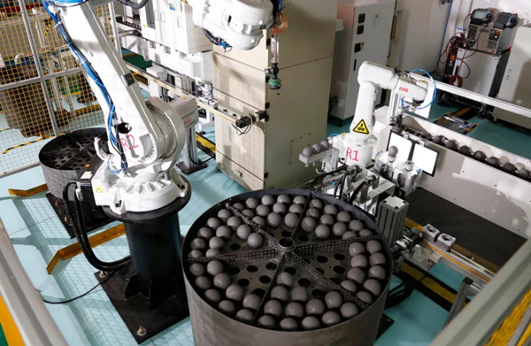 Spherical fuel for China's HTR-PM (Credit: CNNC)