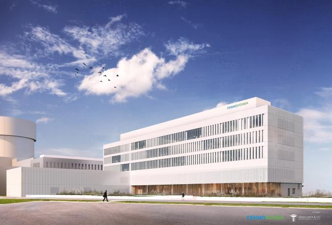 Construction of an administration building is due to start at Hankikivi in Finland this summer (Photo: Fennovoima)