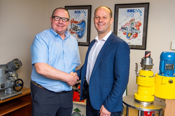 Industrial and Marine Hydraulics (IMH) and Advanced Actuators Limited signed a memoranum of understanding