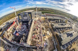 Aerial view of ITER (Credit: Iter Organization_
