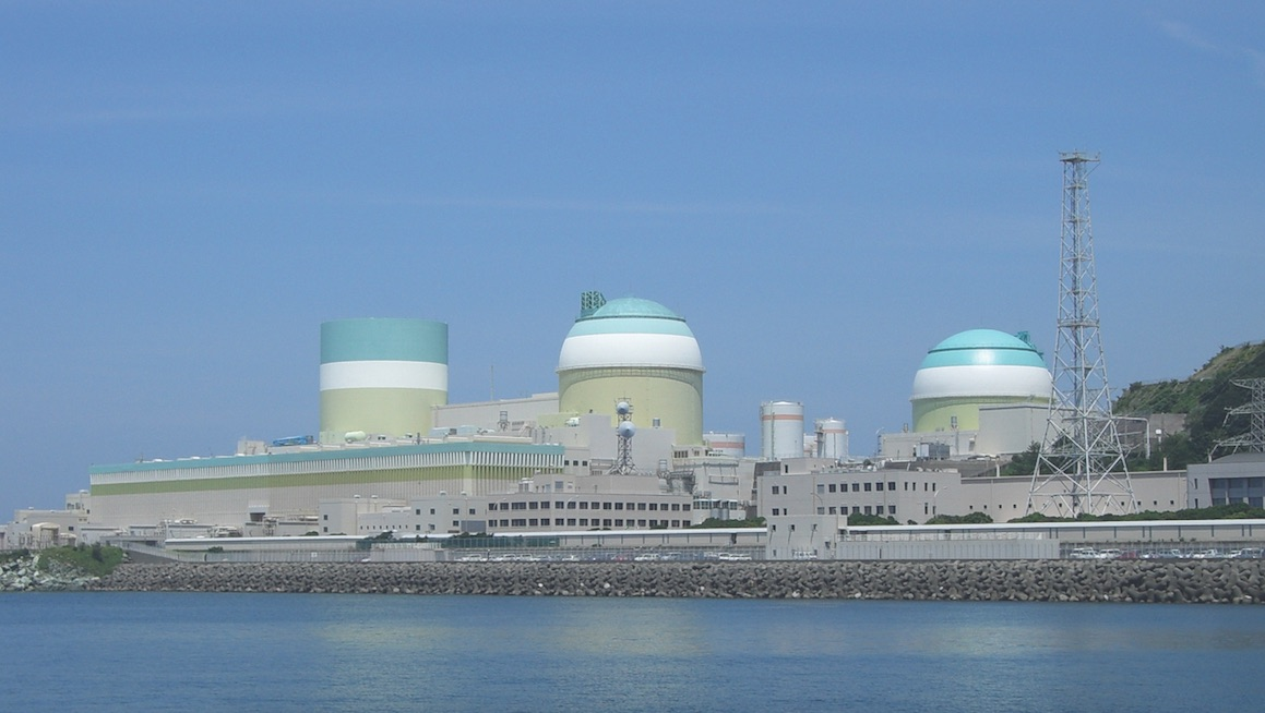 Ikata nuclear plant ((Photo Newsliner/CC BY-SA 2.5)