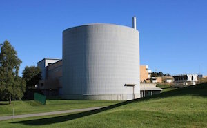 JEEP II research reactor in Norway (Credit: IFE)