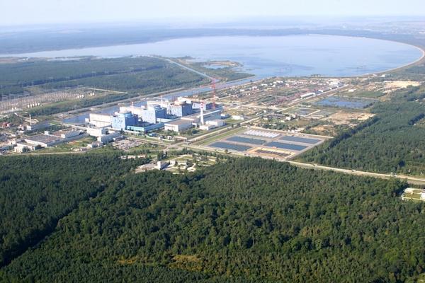 Khmelnitsky nuclear power plant (Credit: Energoatom)