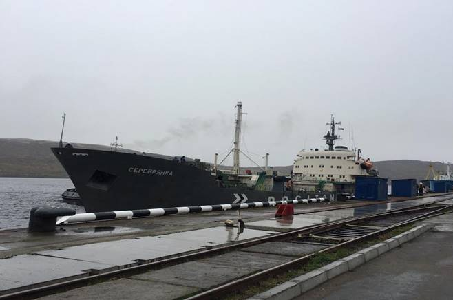 First batch of spent fuel assemblies from Lepse has arrived in Murmansk