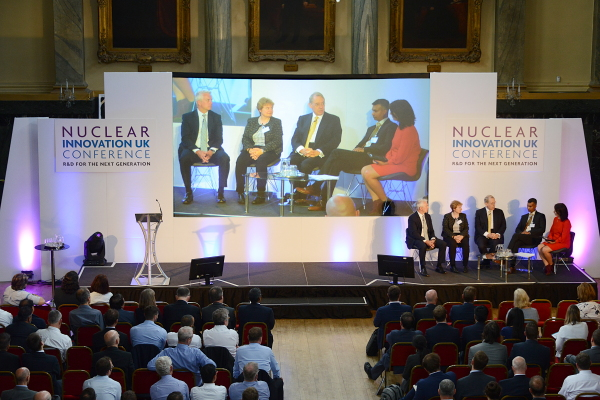 The Nuclear Innovation Conference took place in Sheffield in July