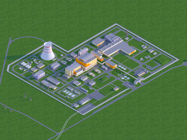 Photo: Pilot Demonstration Energy Complex (Credit: Rosatom)