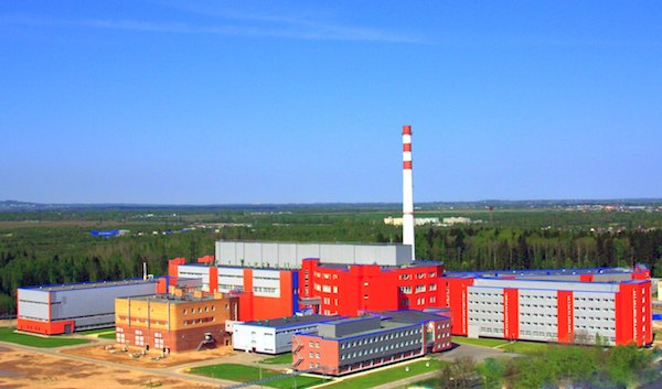 PIK neutron research facility (Photo:Petersburg Nuclear Physics Institute)