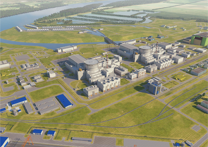 Construction licence application has been submitted for Paks II nuclear plant in Hungary
