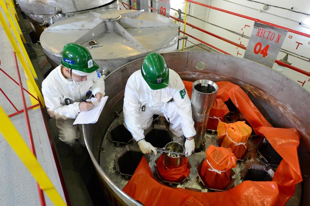 Remix fuel is being tested at Russia's Balakovo nuclear power plant (Credit: Rosenergoatom)