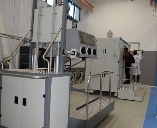 The Centre for Additive Technologies will use Russian equipment (credit; Rosatom)