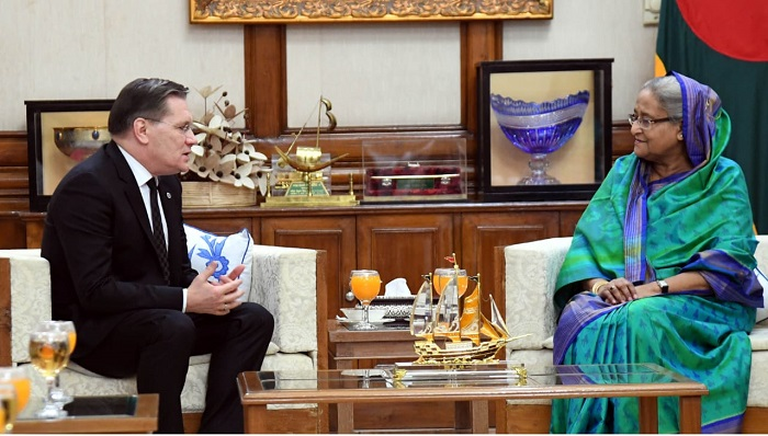 Russia and Bangladesh expand nuclear energy cooperation (Credit: Rosatom)