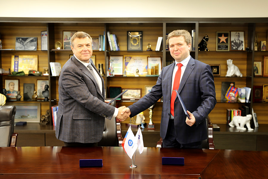 Rosatom and Moscow State University of Civil Engineering (NRU MGSU) are setting up a new nuclear engineering institute (Credit: Rosatom)